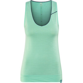 Millet Cloud Peak Tanktop Women pool blue